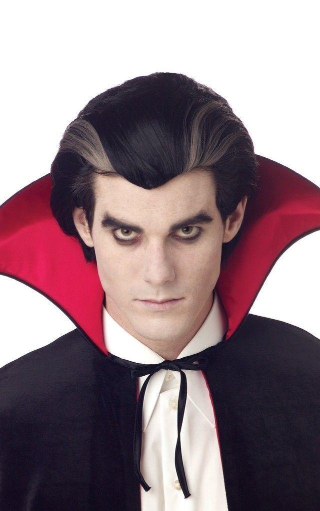 Парик классического вампира (UNI) костюмы