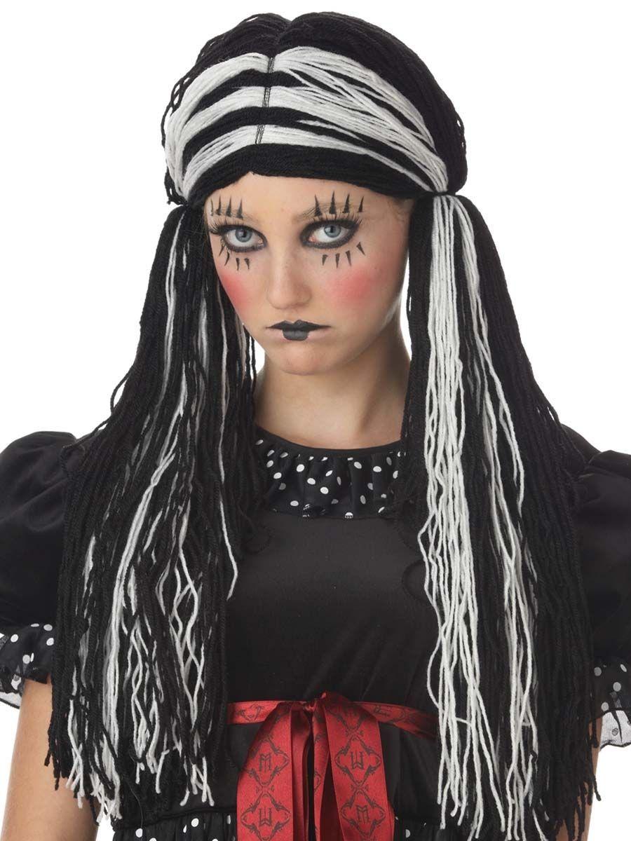 Парик трагичной куклы (UNI) куклы евар афтер хай по дешевке
