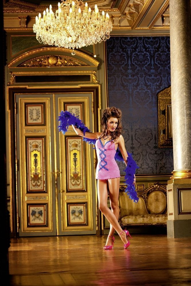 Сорочка неоново-розовая (2-3) -  Сорочки и туники