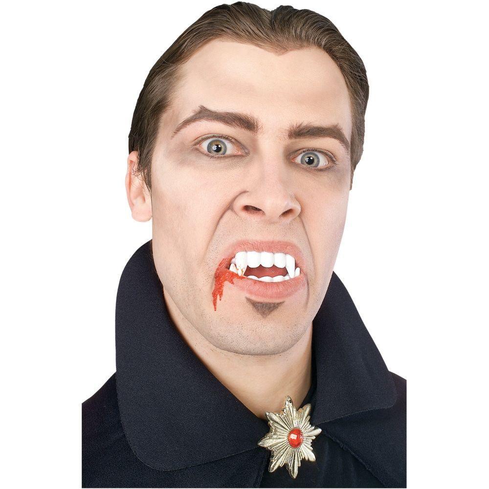 Челюсти осатаневшего вампира - Аксессуары на Хэллоуин