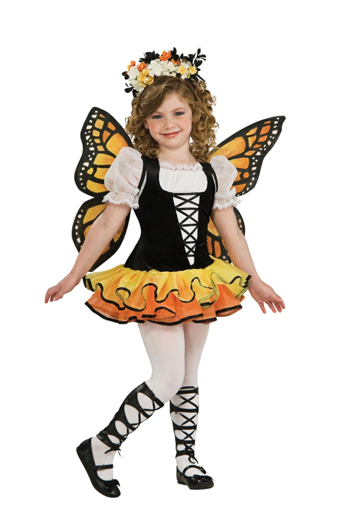 Костюм королевской бабочки детский (32-34) детский костюм джульетты 32 34