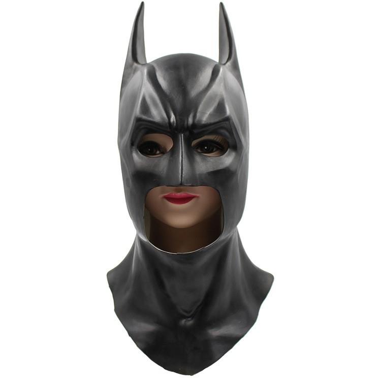 Маска сурового Бэтмена (UNI) - Карнавальные маски