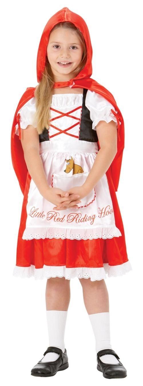 Костюм маленькой красной шапочки (L) костюм червоної шапочки