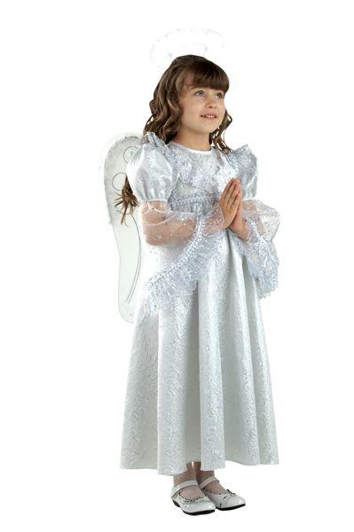 Детский костюм ангелочка (34) детский костюм озорного клоуна 34