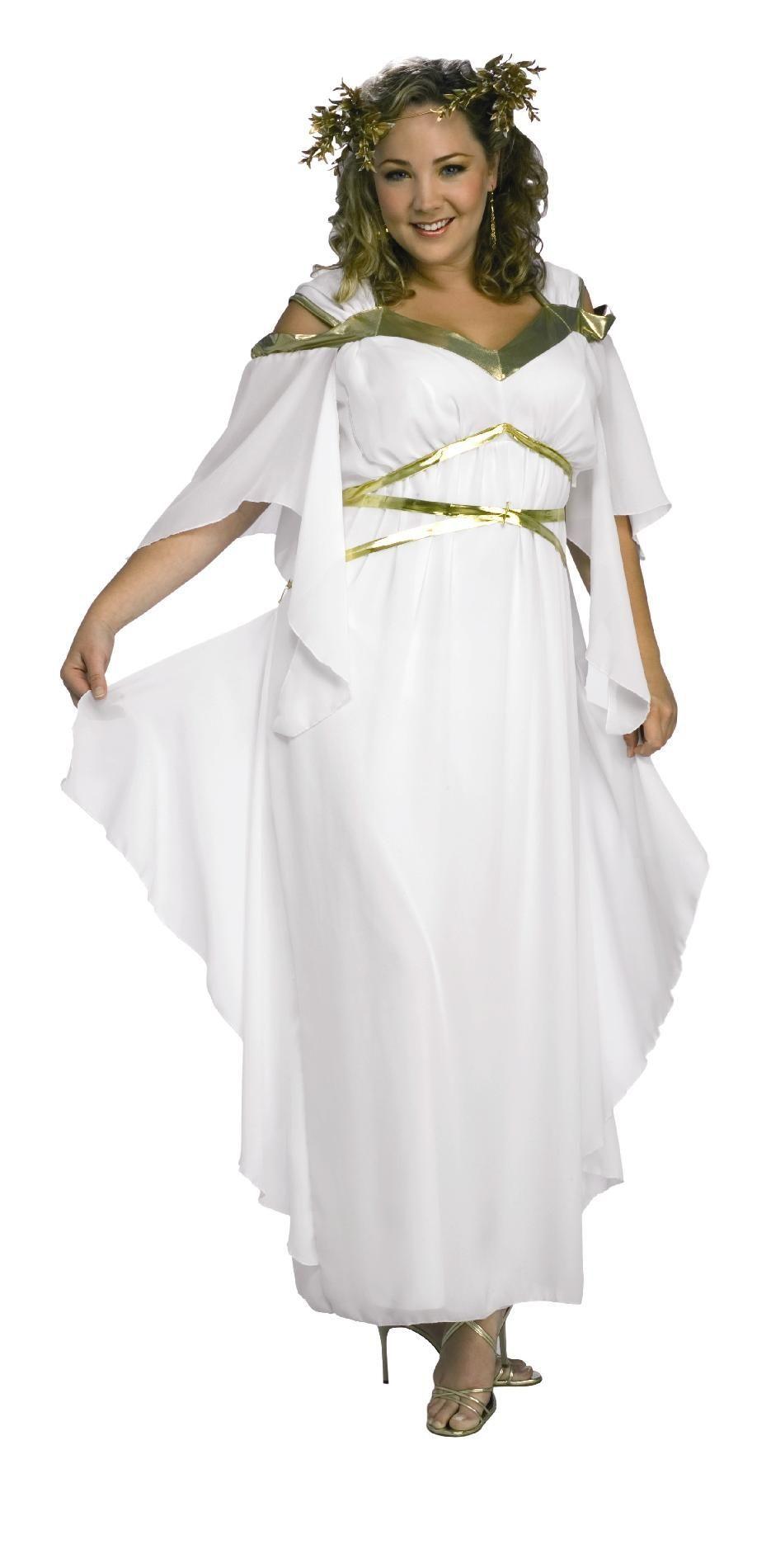 Костюм римской богини (46-52) -  Костюмы больших размеров