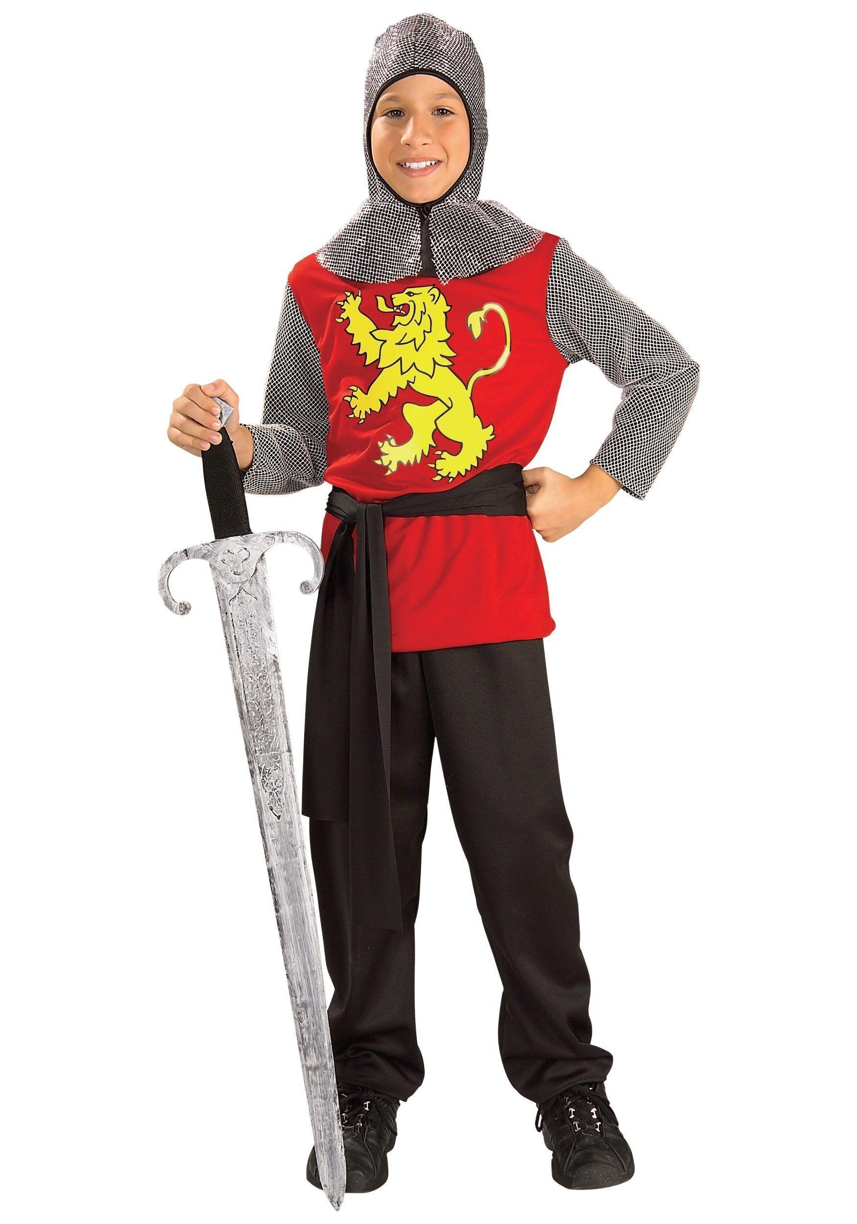 Детский костюм рыцаря турниров (38) - Исторические костюмы, р.38