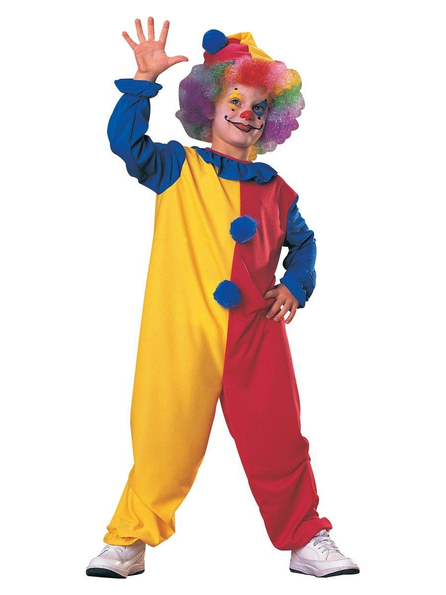 Детский костюм клоуна из ужасов (32)
