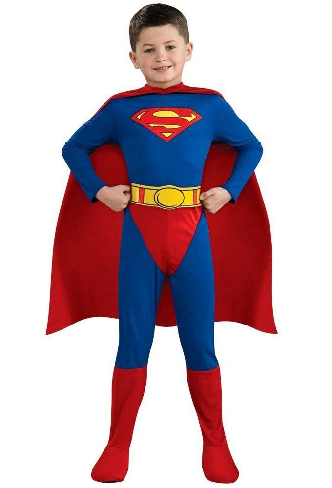 Костюм ребенка супермена (40) - Супергерои и комиксы, р.40