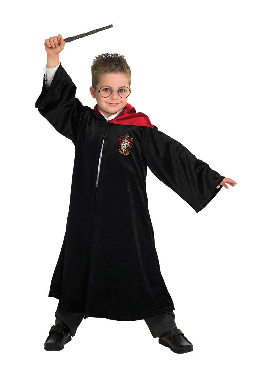 Детская мантия Гарри Поттера deluxe (34) - Киногерои, р.34