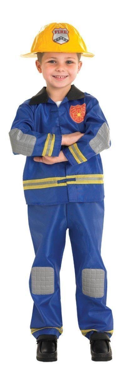 Детский костюм пожарника (36-38) детский костюм клоуна весельчака 38