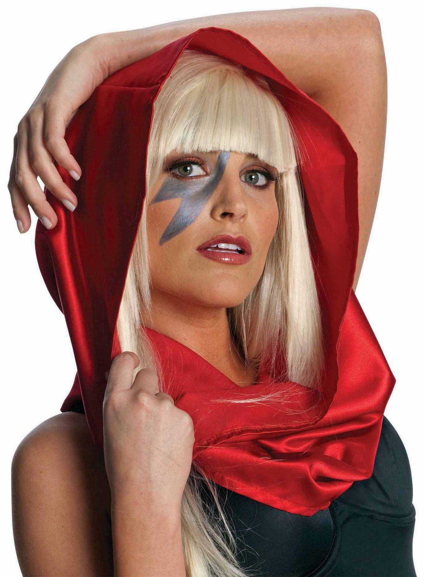 Платок Леди Гага (UNI) - Шляпы карнавальные