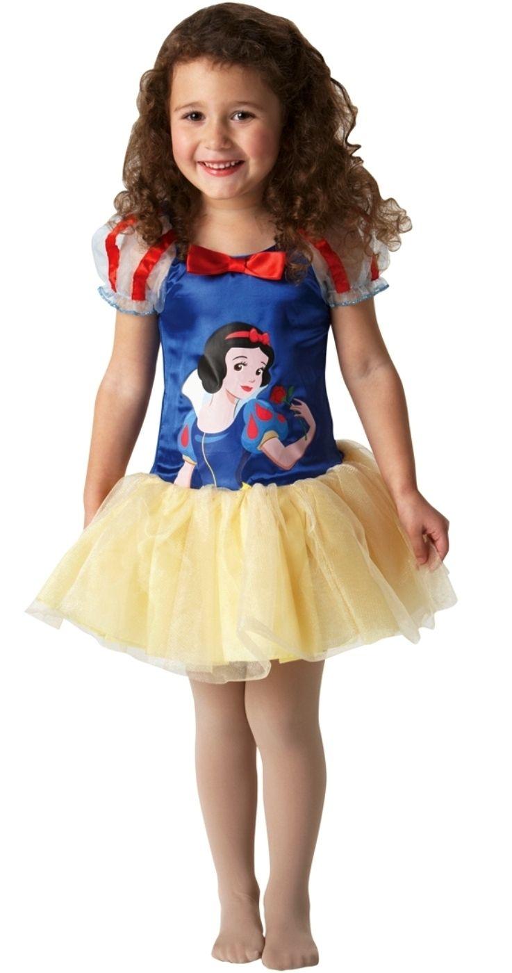Детский костюм белоснежки балерины (S) - Сказочные герои