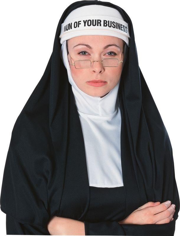 Костюм кроткой монашки (42) - Униформа, р.42