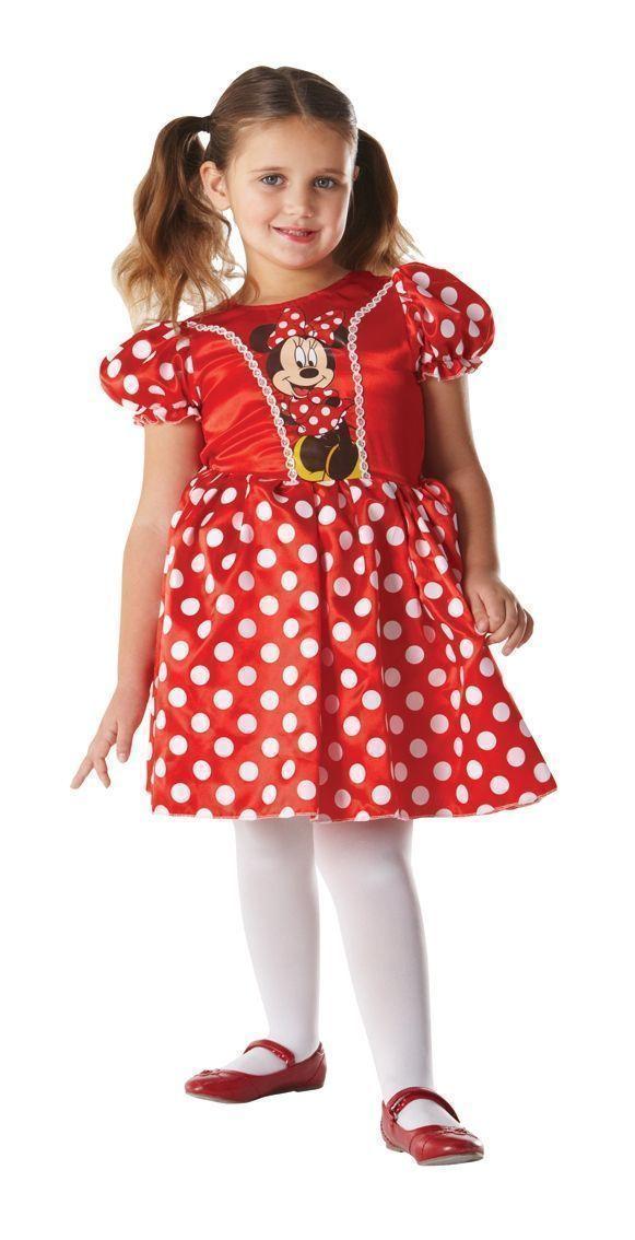 Детское платье Минни-Маус (S) - Сказочные герои