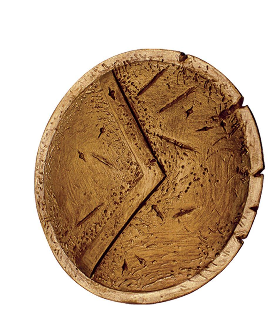 Спартанский щит - Исторические костюмы