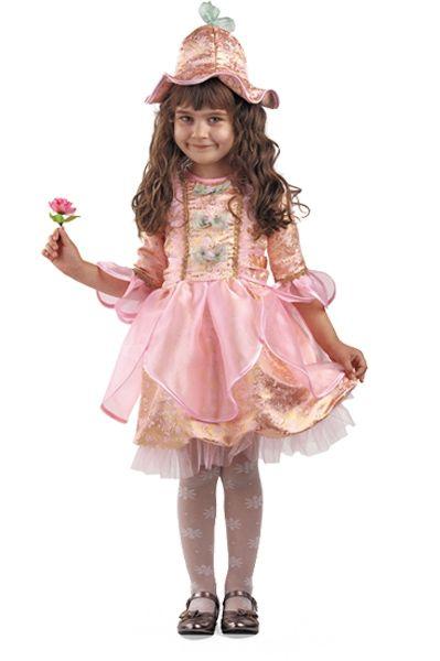 Детский костюм Сказочная Дюймовочка (34)