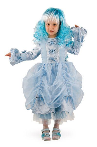 Детский костюм Сказочной Мальвины (38) - Сказочные герои, р.38