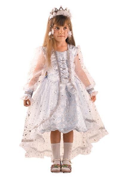 Детский костюм Загадочной снежинки (36) детский костюм зимней снежинки 32