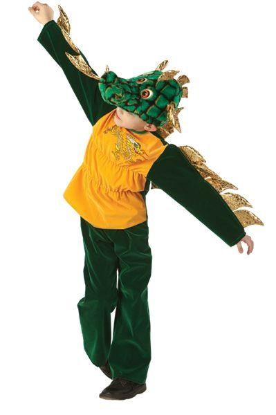 Детский костюм Доброго Дракона (32) - Сказочные герои, р.32