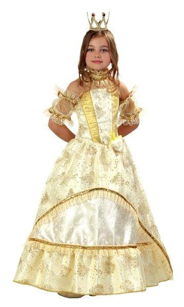 Костюм Милой принцессы (28) детский костюм принцессы авроры 34