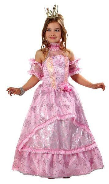 Костюм Милой принцессы розовый (40) детский костюм принцессы авроры 34