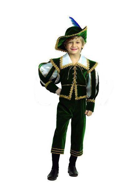 Детский костюм Маленького Аристократа (36) костюм принца в сиреневом