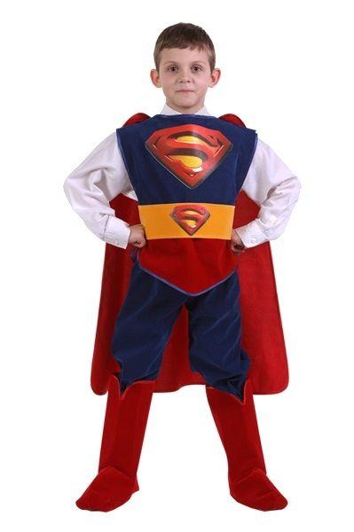 Детский костюм Крутомена (36) - Супергерои и комиксы, р.36