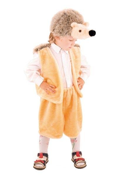 Детский костюм пушистого Ёжика (30) - Животные и зверушки, р.30
