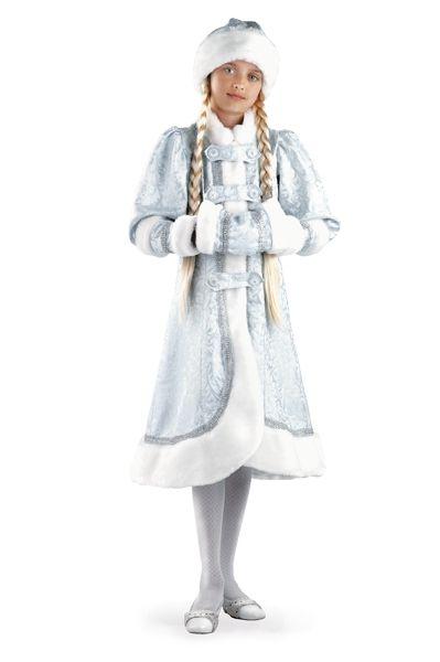 Костюм северной Снегурочки (30) костюм снегурочки конфетки 40 44