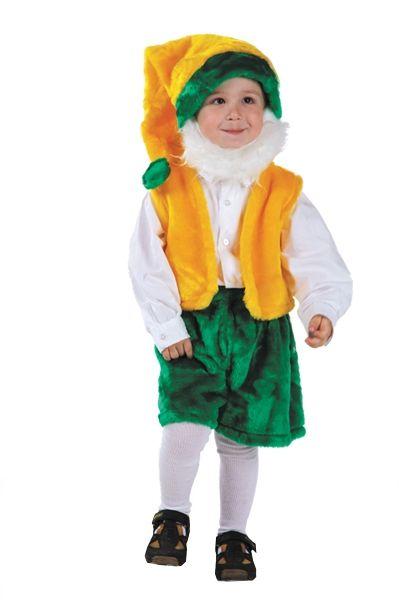 Детский костюм маленького гномика (28) - Сказочные герои, р.28