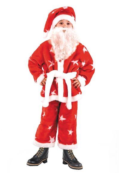 Костюм Санта Клауса детский (36)