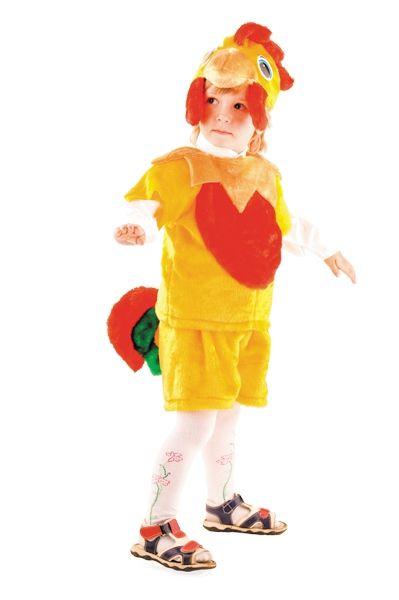 Детский костюм жёлтого цыплёнка (28)