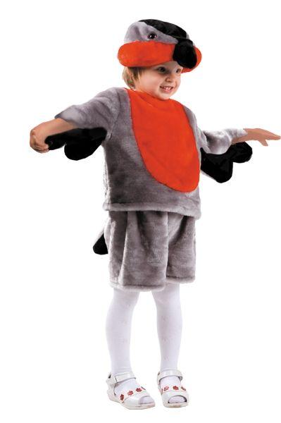 Детский костюм снегирька (28) валерий витальевич маскарадов не унывай