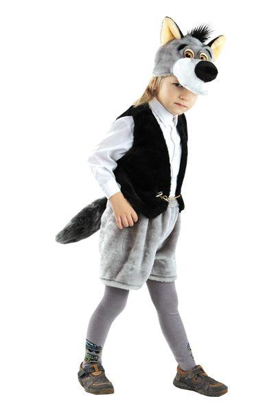 Детский костюм волчонка (28) - Животные и зверушки, р.28