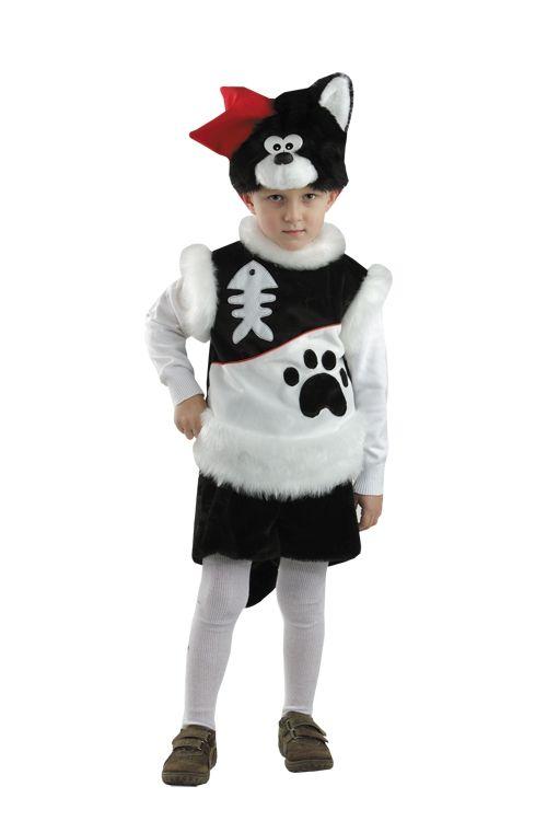 Костюм кота разбойника (28) батик костюм карнавальный ежик размер 28