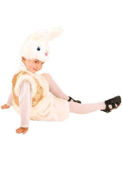 Костюм Зайчишки шалунишки (28) батик костюм карнавальный ежик размер 28