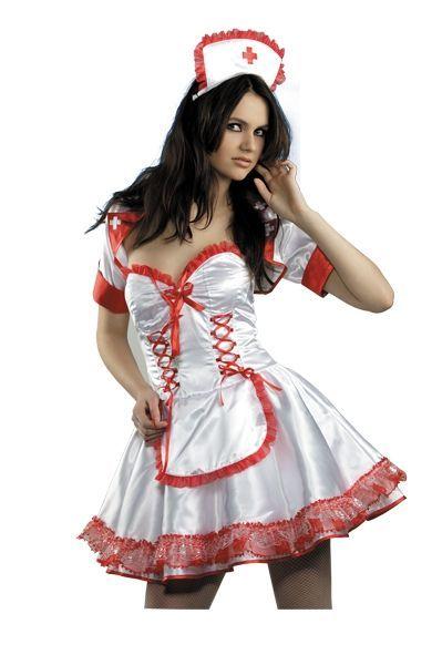Костюм озорной медсестры (46) комплект платье болеро stf комплект платье болеро