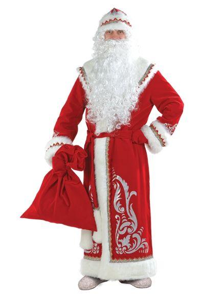 Костюм Дедушки Мороза (56) - Новогодние костюмы, р.56