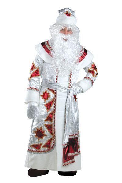 Костюм морозного Деда Мороза (56) костюм деда мороза ивановский текстиль