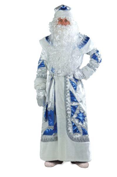 Костюм северного Деда Мороза (56) костюм деда мороза ивановский текстиль
