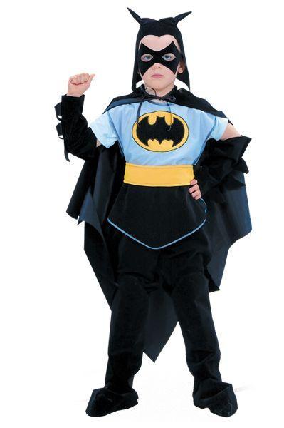 Детский костюм Чёрного Бэтмана (40) - Герои видеоигр, р.40