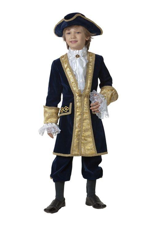 Детский костюм Петра Великого (34) костюм на новый год для мальчика султан