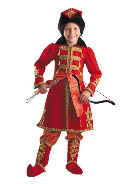 Детский костюм Ивана Царевича (34) латунь оснастки ожерелье задатки с пометкой snap кнопки подвесные задатки и когтя омара застежками платина 20 23 2 7 мм
