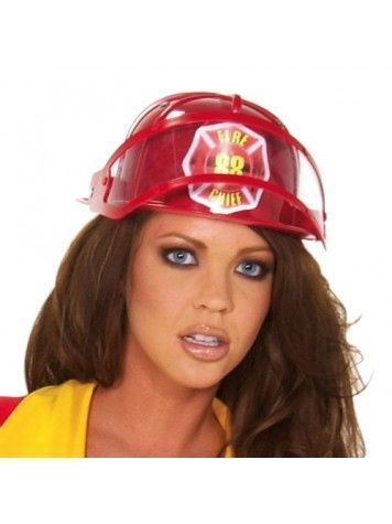 Каска пожарной (40-44) - Шлемы, р.40-44