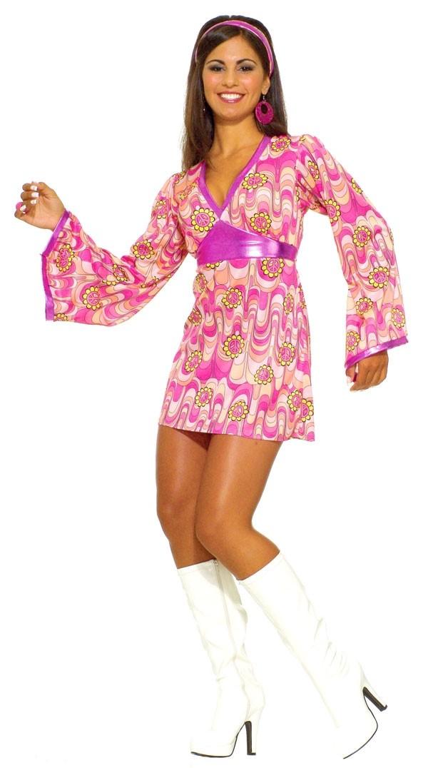 Костюм танцовщицы-хиппи (40-42) костюм цветочной хиппи 48