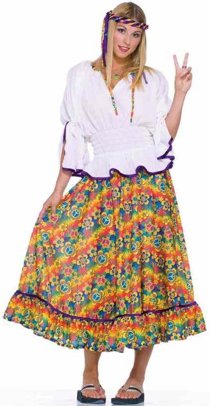 Костюм цветочной хиппи (46-48) костюм цветочной хиппи 48