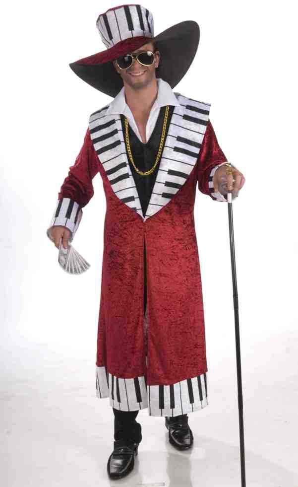 Костюм роскошного сутенера (54) костюм в магазине дисконт центр
