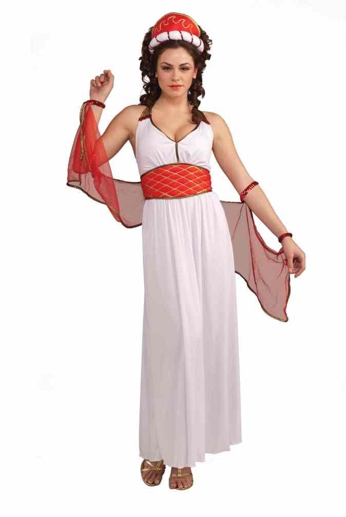 Костюм богини Геры (46-48) костюм радужной клоунессы 46 48