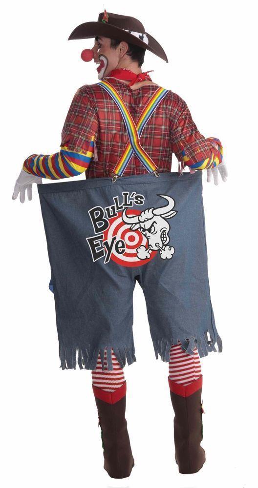 Костюм клоуна из родео (52-54) детский костюм родео клоуна 32 34