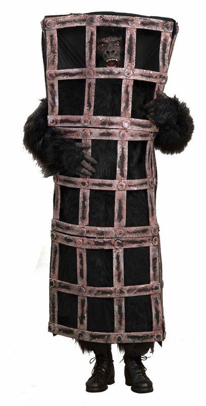 Костюм гориллы в клекте (52-54) костюм пчеловода 52 54